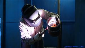 [Balan] Tuyển thợ hàn thợ gia công đường ống