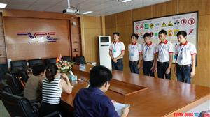 [Đài Loan] Tuyển Nam Ngân Thái Đài Loan thao tác máy tiện CNC