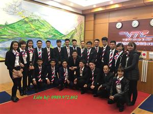 [Nhật Bản] Thông báo tuyển TTS Nhật Bản  Công ty Cổ phần Phát triển Quốc tế Việt Thắng