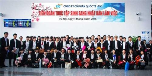 Công ty xuất khẩu lao động TIC