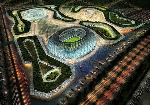 Người lao động Việt Nam sang xây dựng sân bóng World Cup 2022 tại Qatar