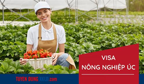 Visa nông ngiệp Úc mới nhất năm 2021