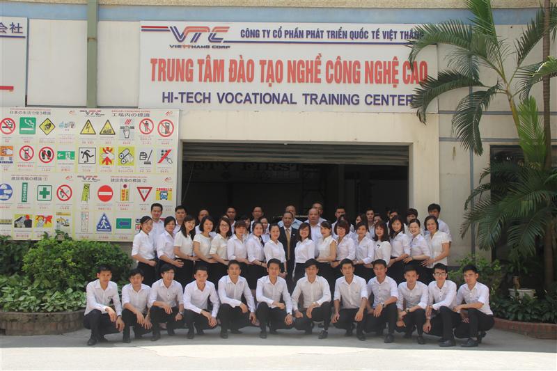 Cán bộ nhân viên công ty VTC
