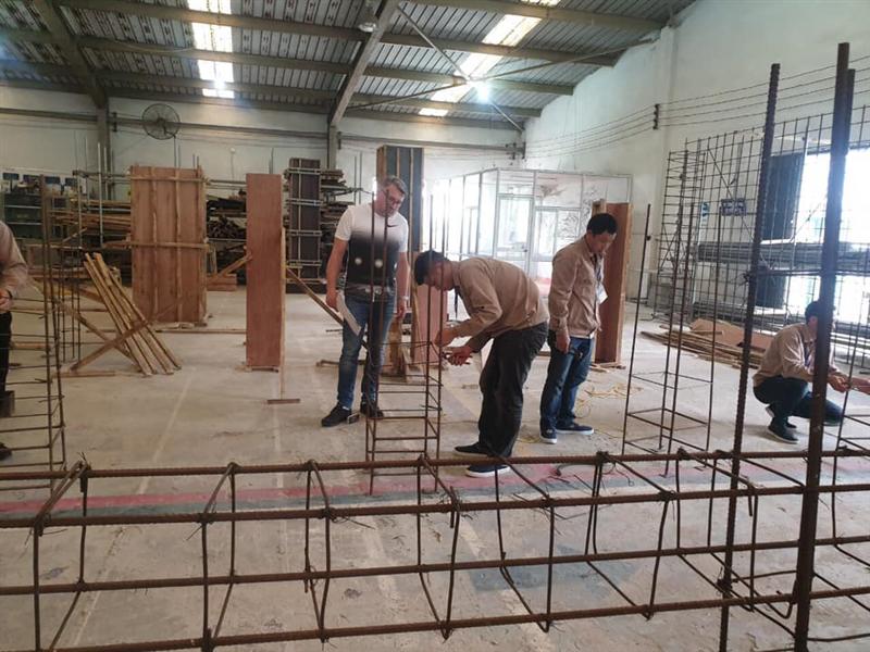 Thi Tuyển đơn hàng Ban Lan xây dựng và thợ Hàn ngày 3.06.2019