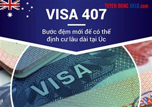 [ÚC] VISA 407 lại được nhiều người quan tâm?