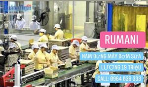 [Rumani] Cần Nam công nhân xếp hàng hóa, sản xuất cửa nhựa đi Rumani làm trong nhà máy