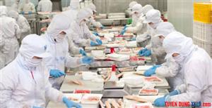 [Nhật Bản] Tuyển nữ đóng gói trứng cá hồi