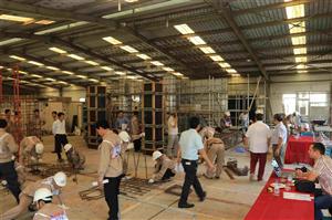 [Ả rập xê út] Tuyển thợ xây dựng lương 500 USD/8H công ty Pama tại Ả rập xê út